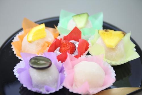 フルーツ大福(季節商品)