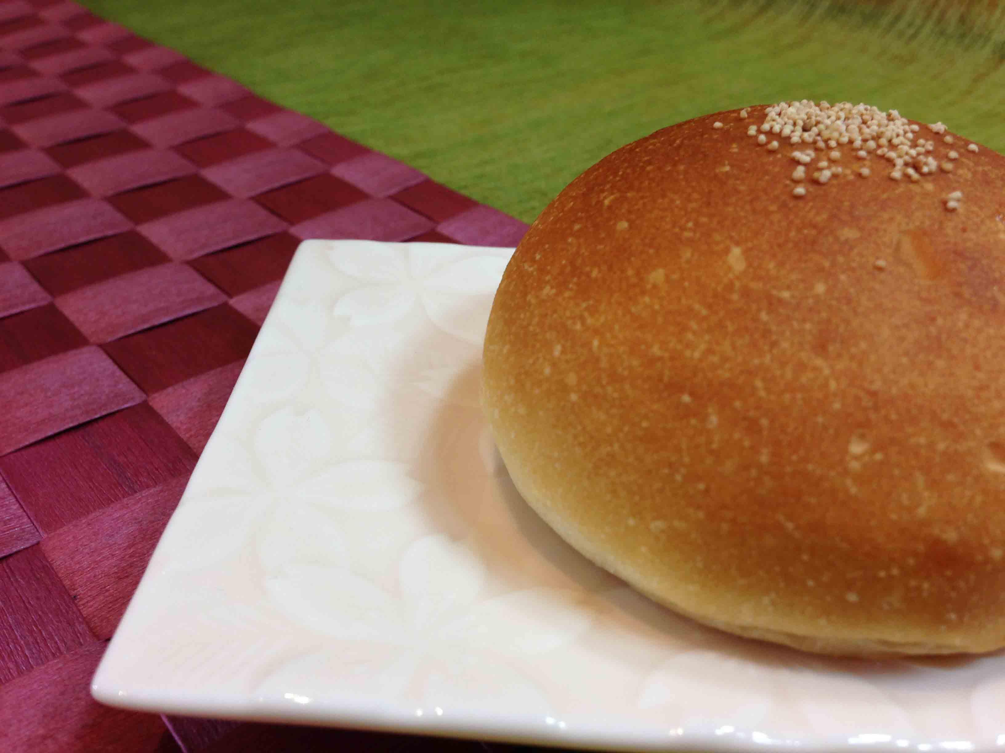 和菓子屋のあんパン